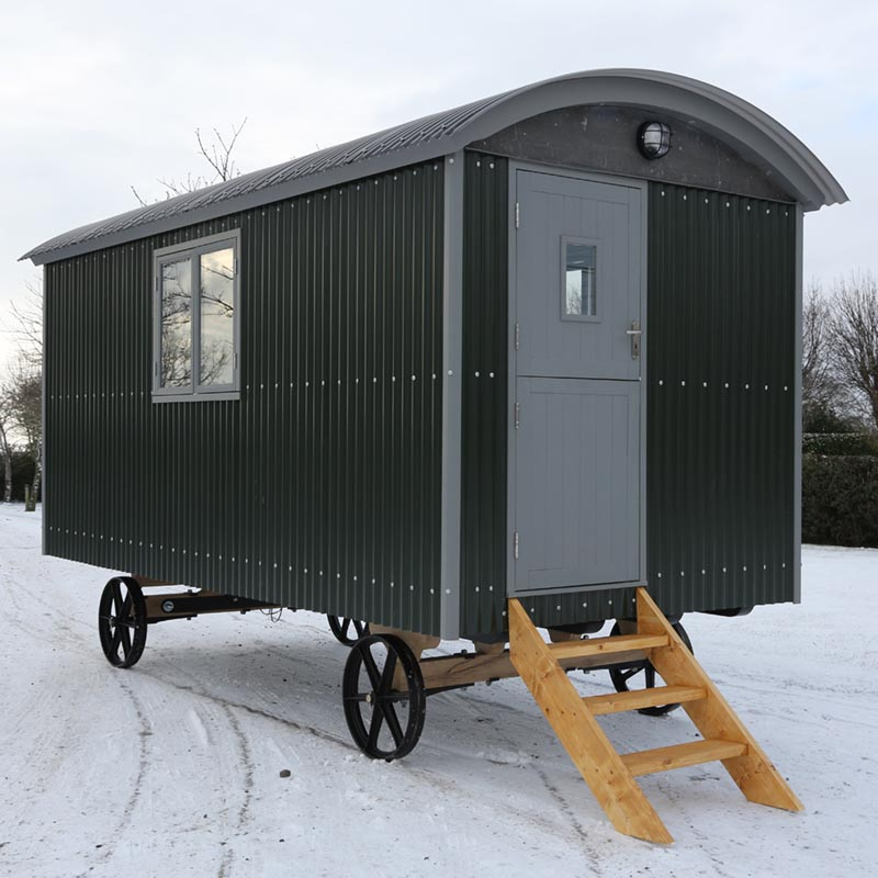Available From Your Harrogate: Harrogate Huts